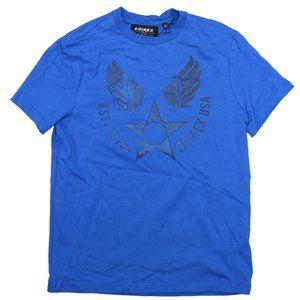 Avirex Graphic Print Short Sleeve Mens T-Shirt NWT